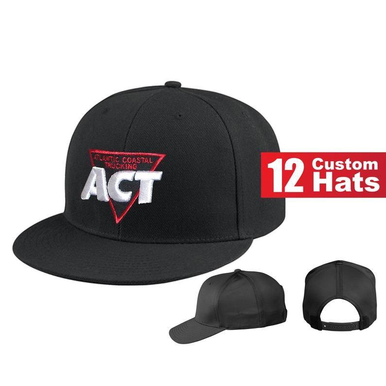 Make Your Own Hat Cap Online Custom Embroidered Hat Printing Etsy Custom Embroidered Hats Make Your Own Hat Hat Print