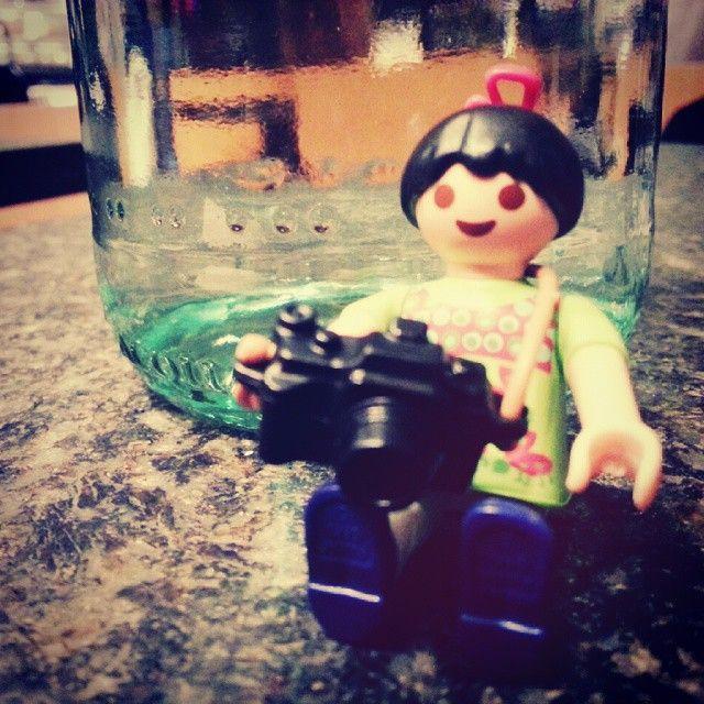 #playmobil #플레이모빌 #베키아에누보 #서래마을 Ellie at Vecchia&Nuovo