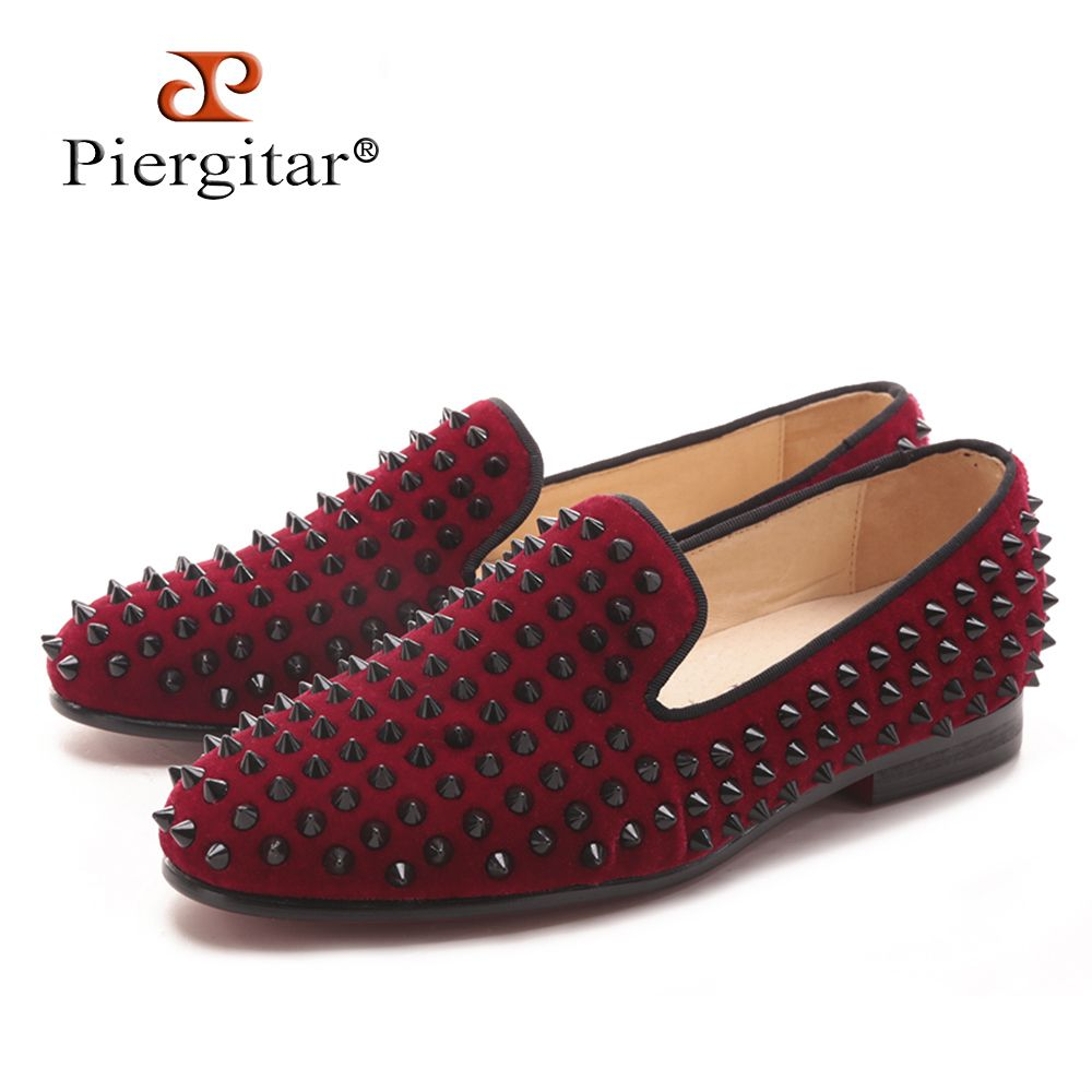 Cheap fashion flats, Buy Quality fashion loafers directly from China ladies  loafers Suppliers: Piergitar 2017 new Handmade Women Three color velvet  shoes ...