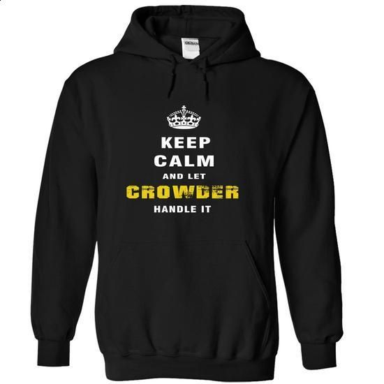 IM CROWDER - #casual tee #tshirt. ORDER NOW => https://www.sunfrog.com/Funny/IM-CROWDER-fplzu-Black-Hoodie.html?68278