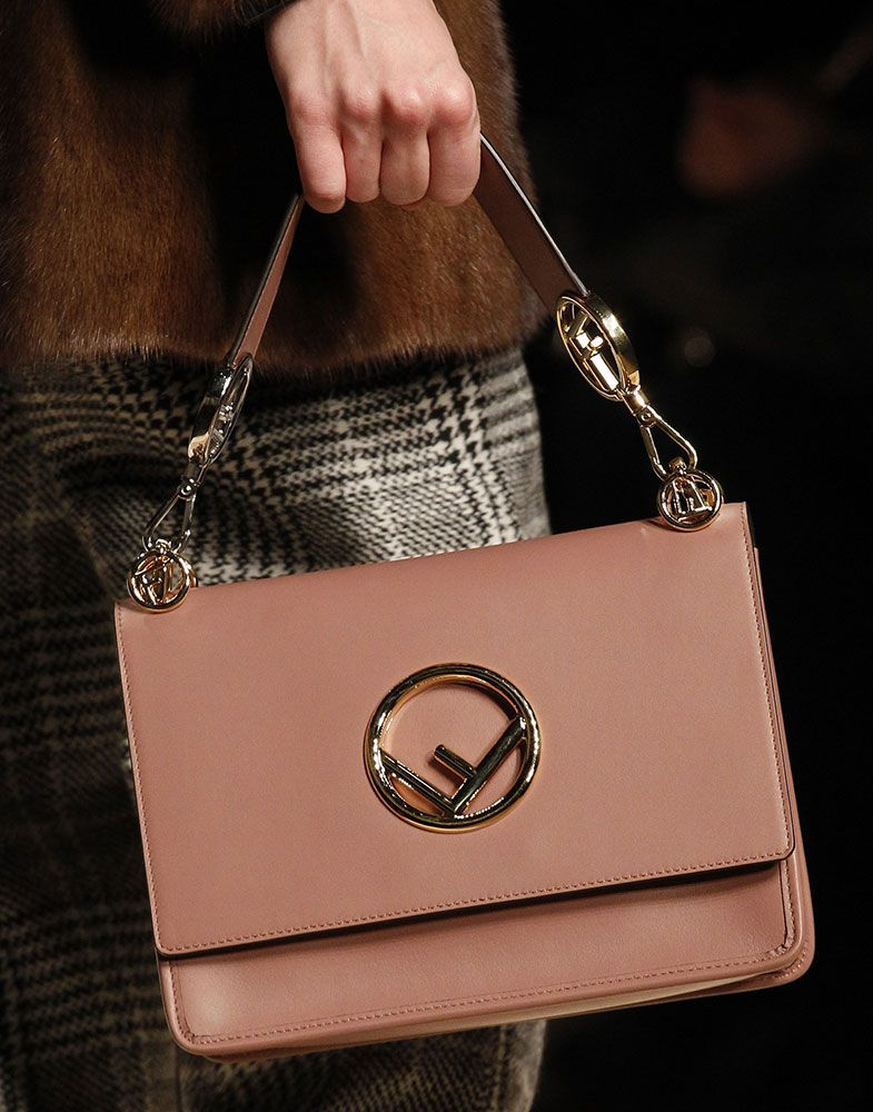 Fendi Debuts New Logo Hardware and Tons of New Bags for ...
