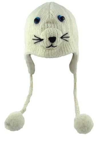 96717f43b Seal Hat! | Crafts | Hats, Ear hats, Baby seal