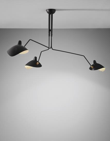 Uk050315 Serge Mouille Lighting Design Interior Serge Mouille Lamps Ceiling Lights