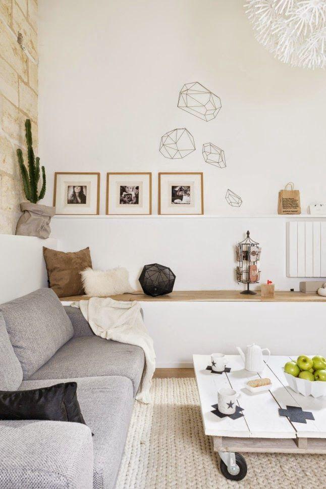 Scandimagdeco le blog ambiance scandinave spazi loft for Blog decorazione interni
