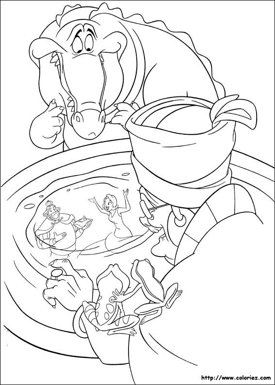 Coloriage la princesse et la grenouille coloriage coloriage coloriage disney et coloriage - Coloriage la princesse et la grenouille ...
