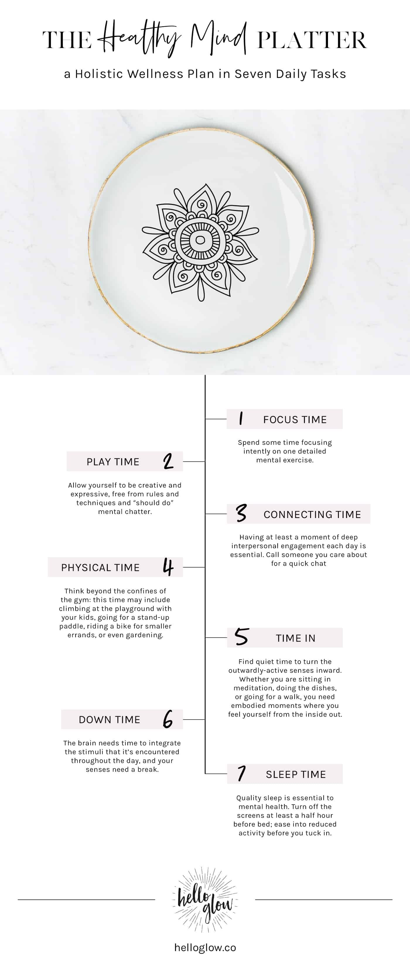 The Healthy Mind Platter A Holistic Wellness Plan In 7