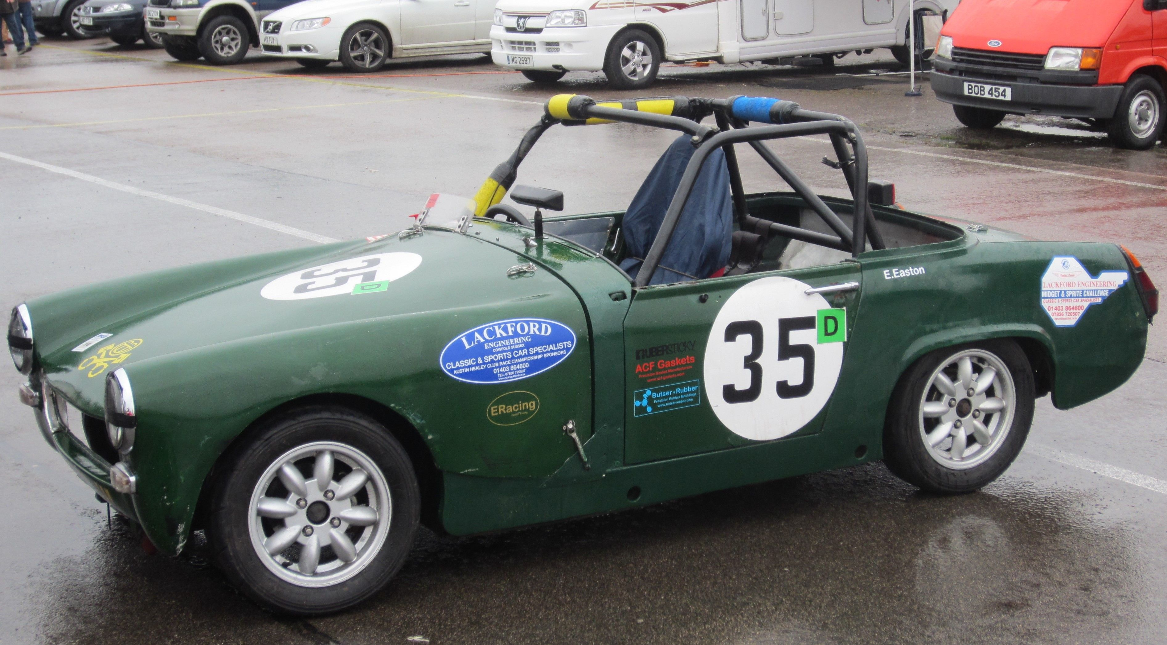 Mg midget roster, video wife cigar exhale