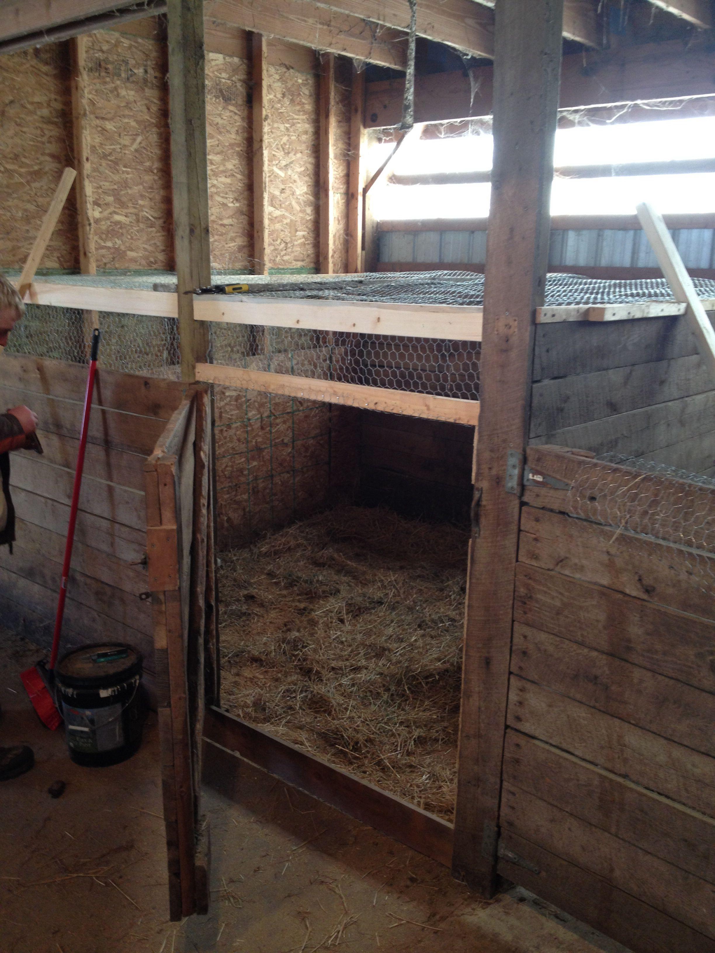 Horse Stall Turned Indoor Chicken Coop Alissa Klee Chicken Coop Blueprints Chickens Backyard Cheap Chicken Coops