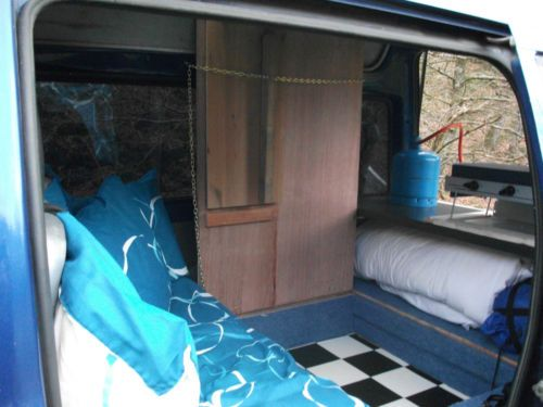 Daihatsu Camper Conversion With Images Daihatsu