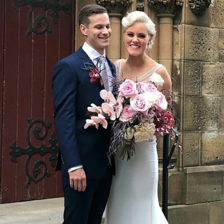 Taya Smith's Wedding To Ben Gaukrodger #tayasmith