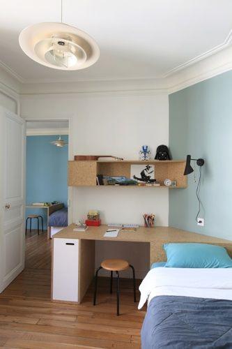 Amenagement Interieur D Un Appartement Haussmannien Paris 10