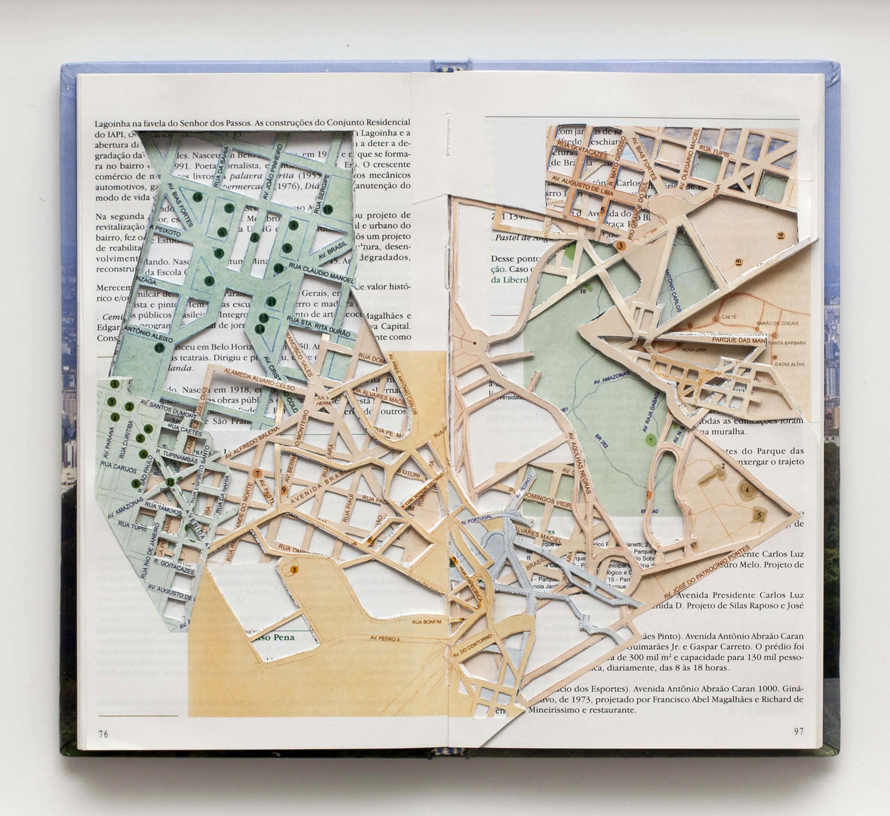 Daniel Escobar - Atlas de Anatomia Urbana   mapas   Pinterest ...