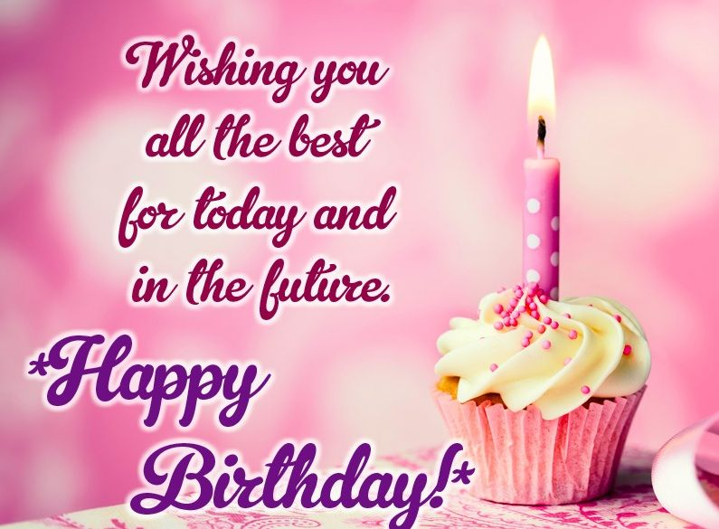 Heartfelt Birthday Wishes For Girls Everything Pink Pinterest