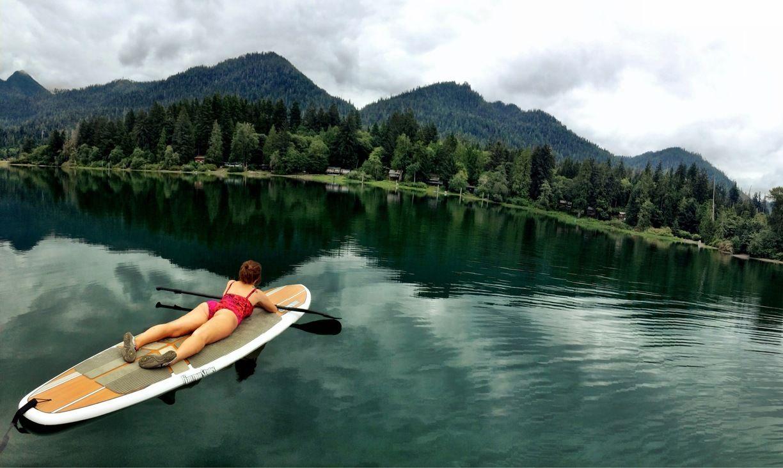 Lake Quinault Lodge, Quinault, Washington — by Josh ...