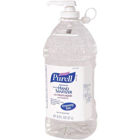 Hospital Bag Purell 390136bwl Advanced Bottle Display Bowl 36