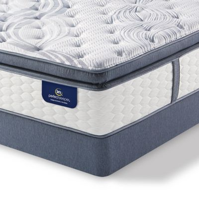 Serta Perfect Sleeper Southboro Plush Super Pillow Top Low Profile