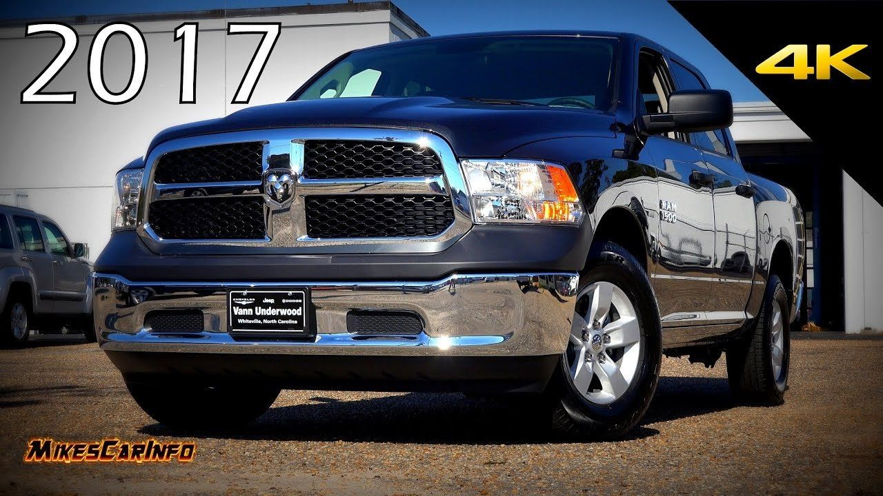 2017 Ram 1500 Tradesman Crew Cab Ultimate In Depth Look In 4k July 2018 In 67232 Wichita Ks