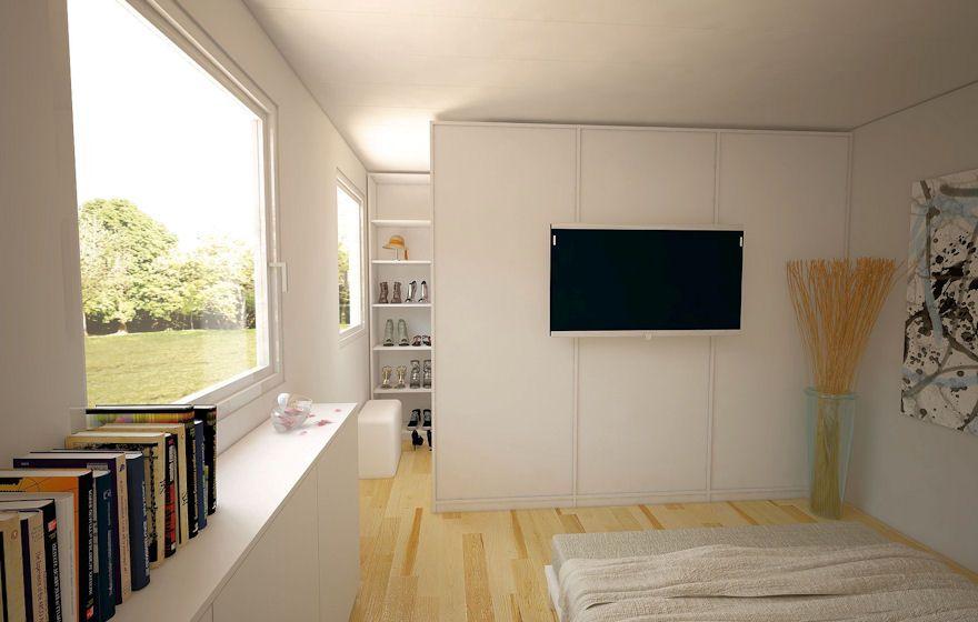 begehbarer kleiderschrank im schlafzimmer - ideensammlung, Schlafzimmer entwurf