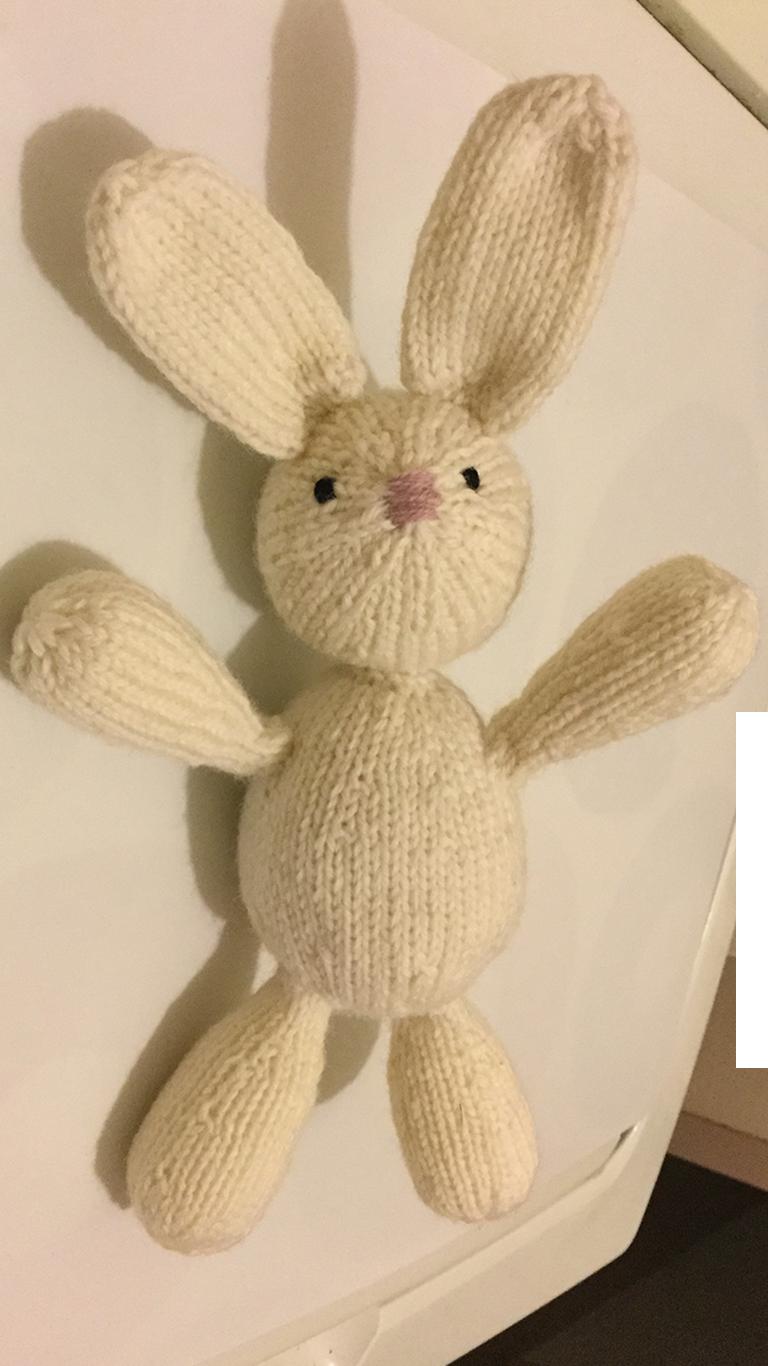 VirkotieVANILLA Bunny Virkotie VANILLA Quality 100% Wool Bunny HANDMADE IN AUSTRALIA @virkotie www.virkotie.com