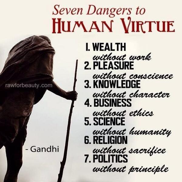 The seven dangers pic.twitter.com/pt4SMBruxN