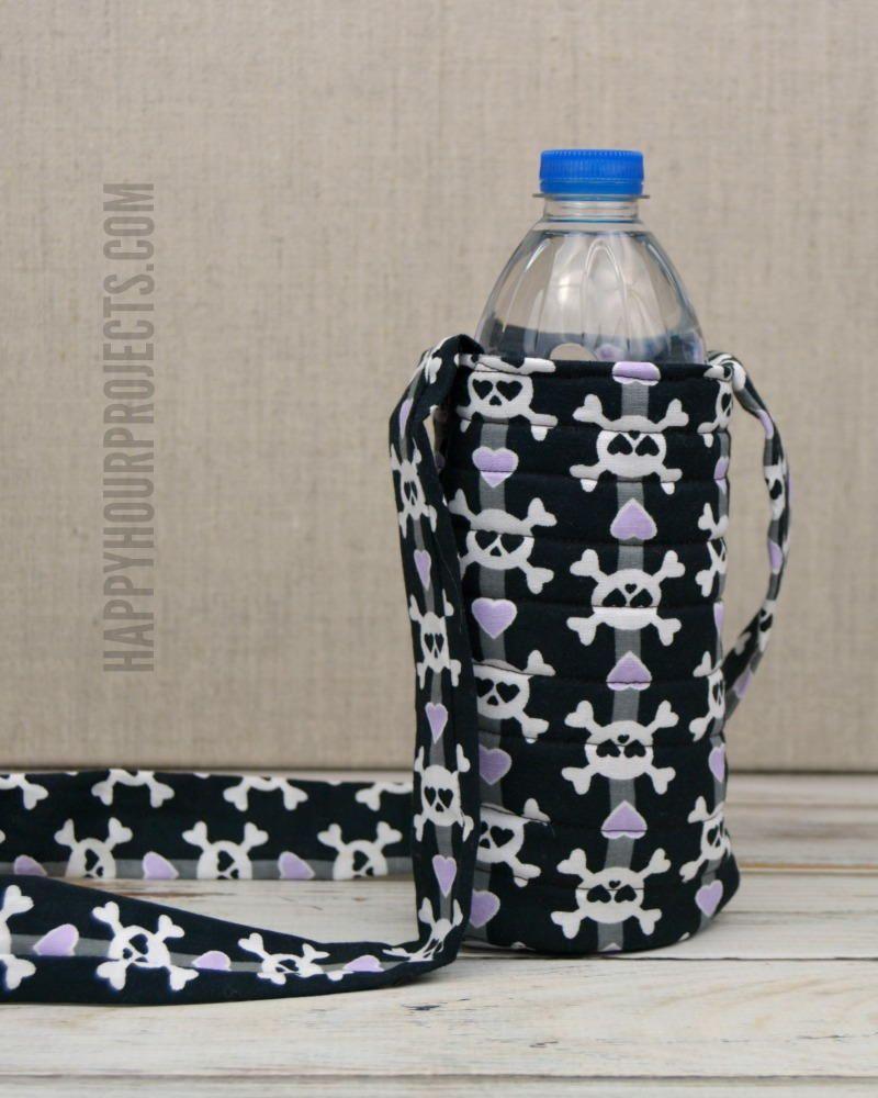Water Bottle Projects: DIY Water Bottle Sling