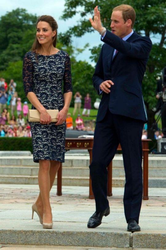 Kate Middleton style file: