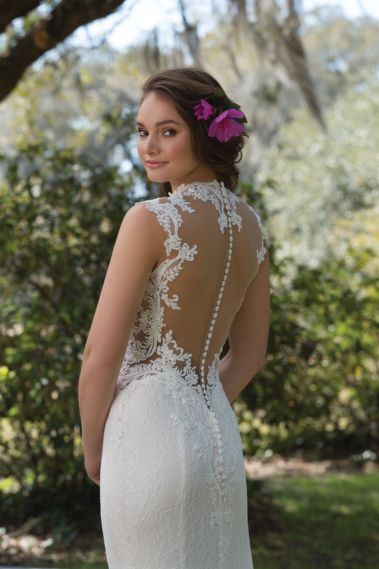 Miss Bella Bridal Melbourne wedding