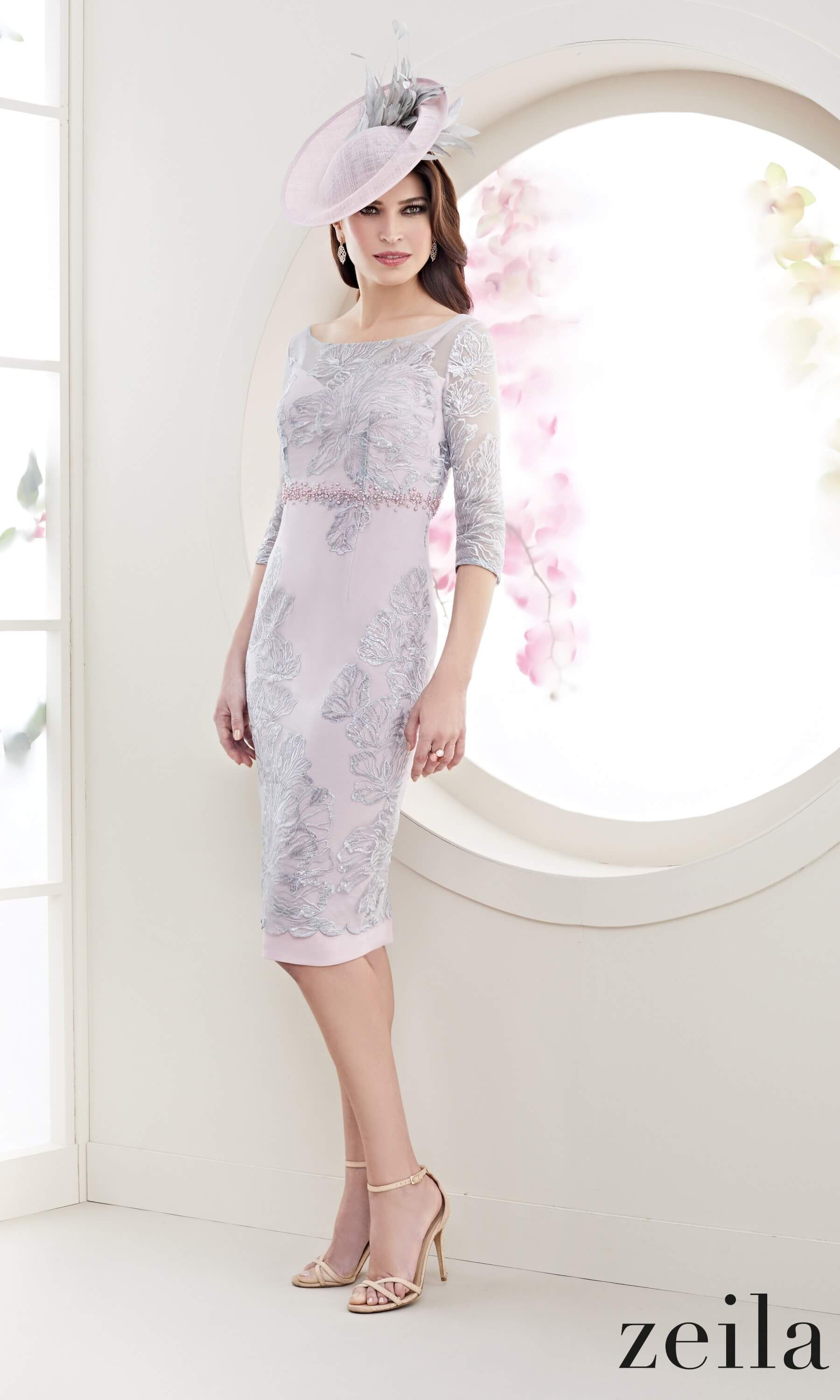 c066865ee Zeila mother of the bride dress 3020657 | Ropa | Pink dress outfits ...