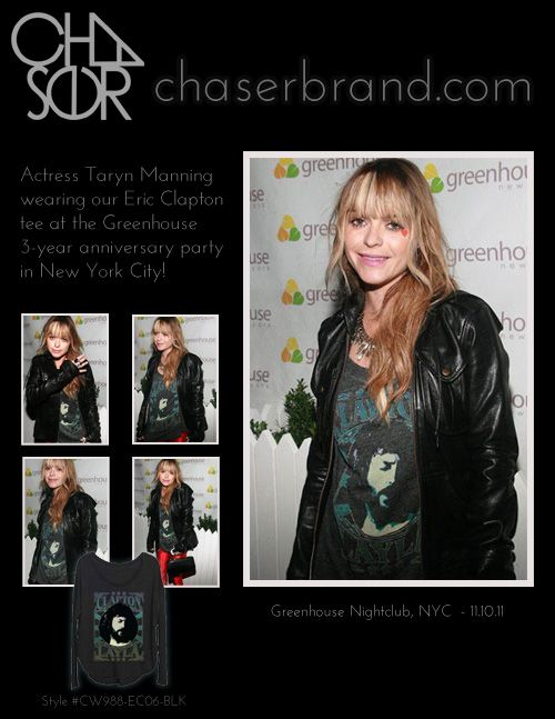 Actress Taryn Manning (of Hawaii Five-O, Sons of Anarchy ...