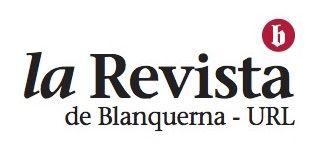 Capçalera, La revista de Blanquerna, 2015 #design #university #Blanquerna