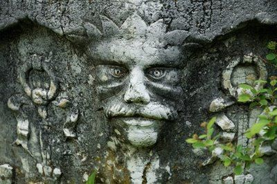 Wall of Bran Castle - haunted by the ghost of Vlad Tepes