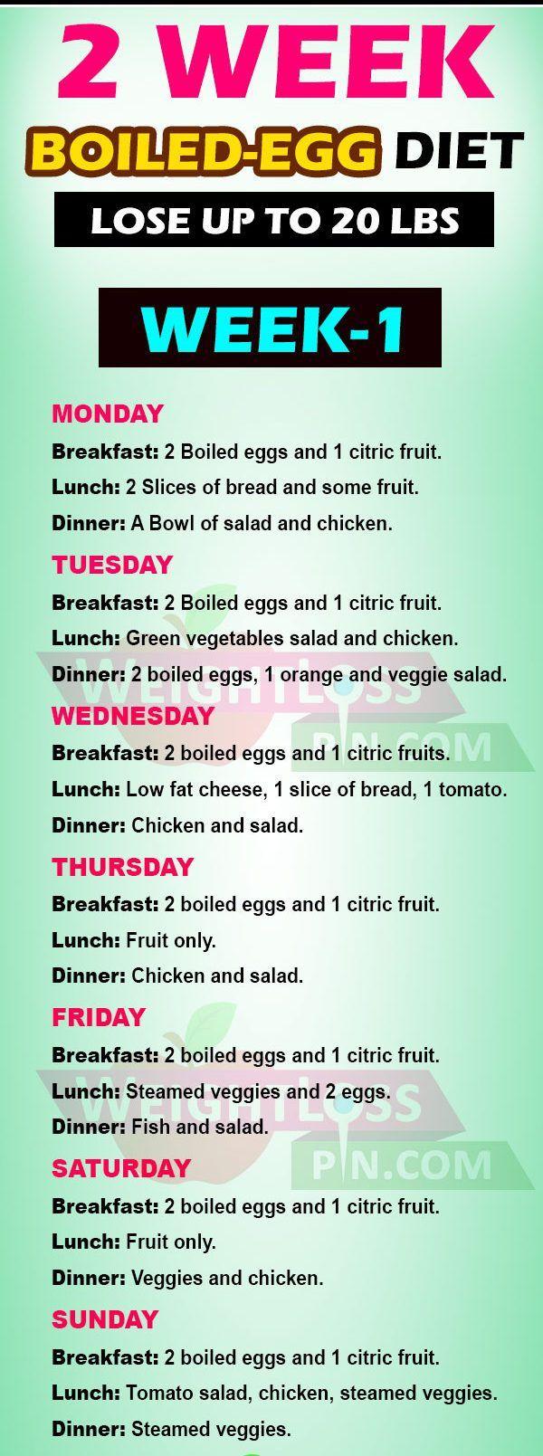 Photo of Diät mit gekochten Eiern, um bis zu 20 Pfund in 2 Wochen zu verlieren – FitnessPX
