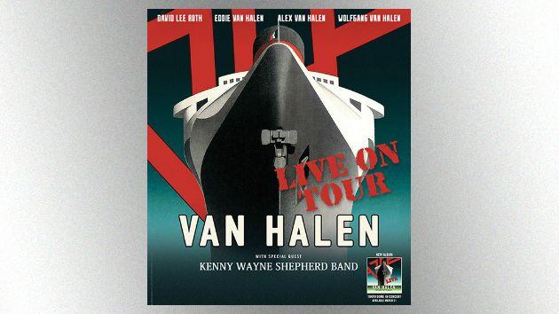 VAN HALEN Y SU TOUR POR ESTADOS UNIDOS 2015