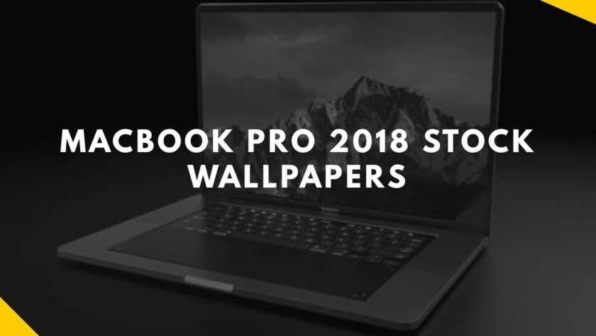 Download Macbook Pro 2018 Stock Wallpapers In Full Hd S Macbook