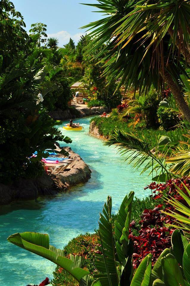 Parque acuático en Tenerife!!!. Siam, en costa Adeje.