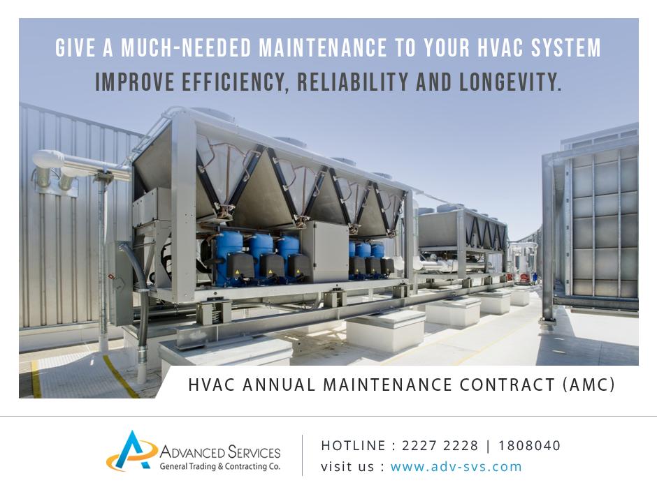 Hvac Air Conditioning Maintenance And Services Kuwait Hvac Air