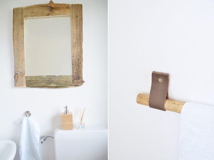 DIY: Spiegel Mit Holzrahmen Selber Machen