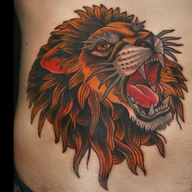 American Traditional Tattoos Repinned Via Lauren Huff Tattoos