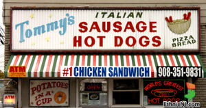 Tommy S Italian Sausage Hot Dogs Ethnicnj Com Best Chinese Food Italian Sausage Italian