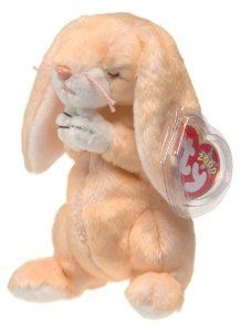 1fa14c55cfd Amazon.com  Ty Beanie Babies - Grace the Bunny Rabbit  Toys   Games ...