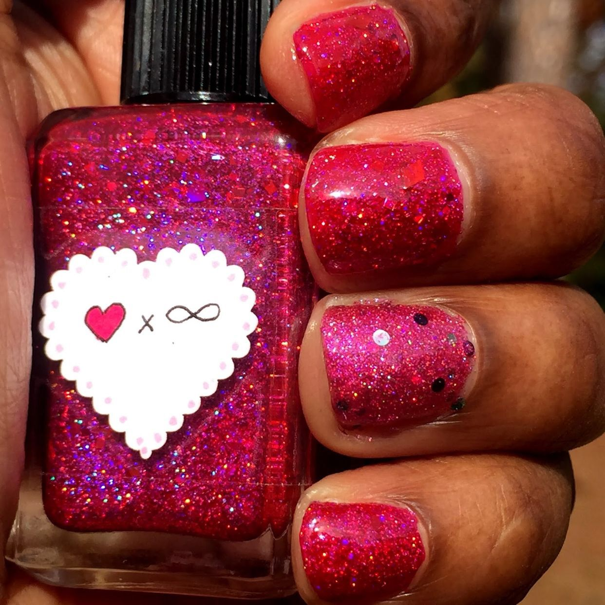 NOTW: Lynnderella Lovelies love x infinity