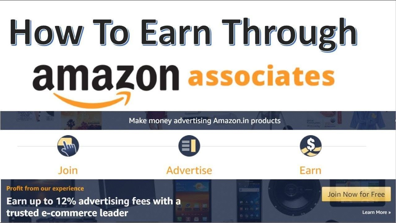 AMAZON AFFILIATE. HOW YOU CAN EARN THOUSANDS EACH MONTH