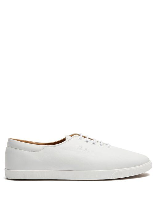 Cheap Sale Get To Buy Buy Cheap Great Deals The Row Leather Trainers AAJKsS