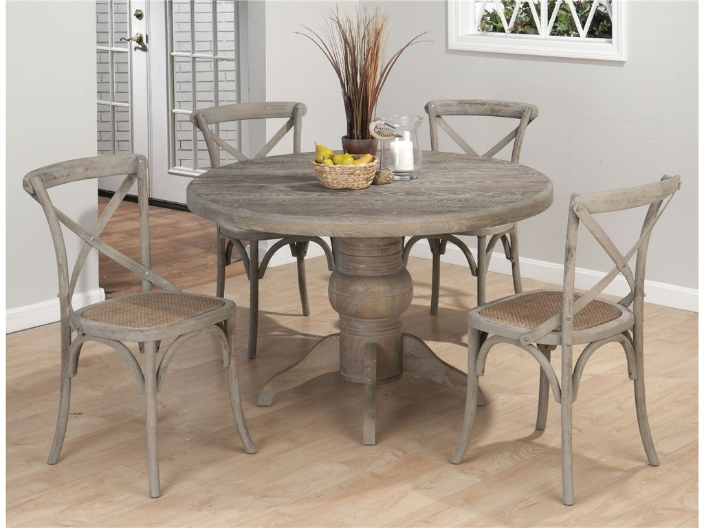 Jofran Dining Room Round 48 Quot Fixed Top Table 856 48t