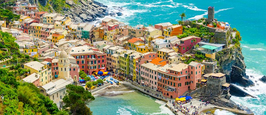 Tuscany and Cinque Terre Tour