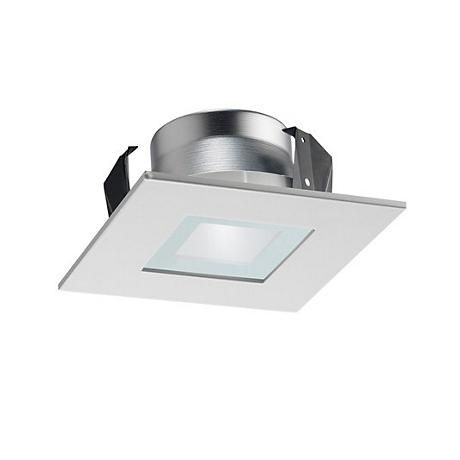 Juno Line Voltage White Glass 4 Square Lensed Trim 6x663 Lamps Plus Led Recessed Lighting Recessed Lighting Recessed Lighting Kits