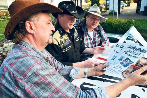 Country- und Westernclub Bilshausen plant dreitägiges Event