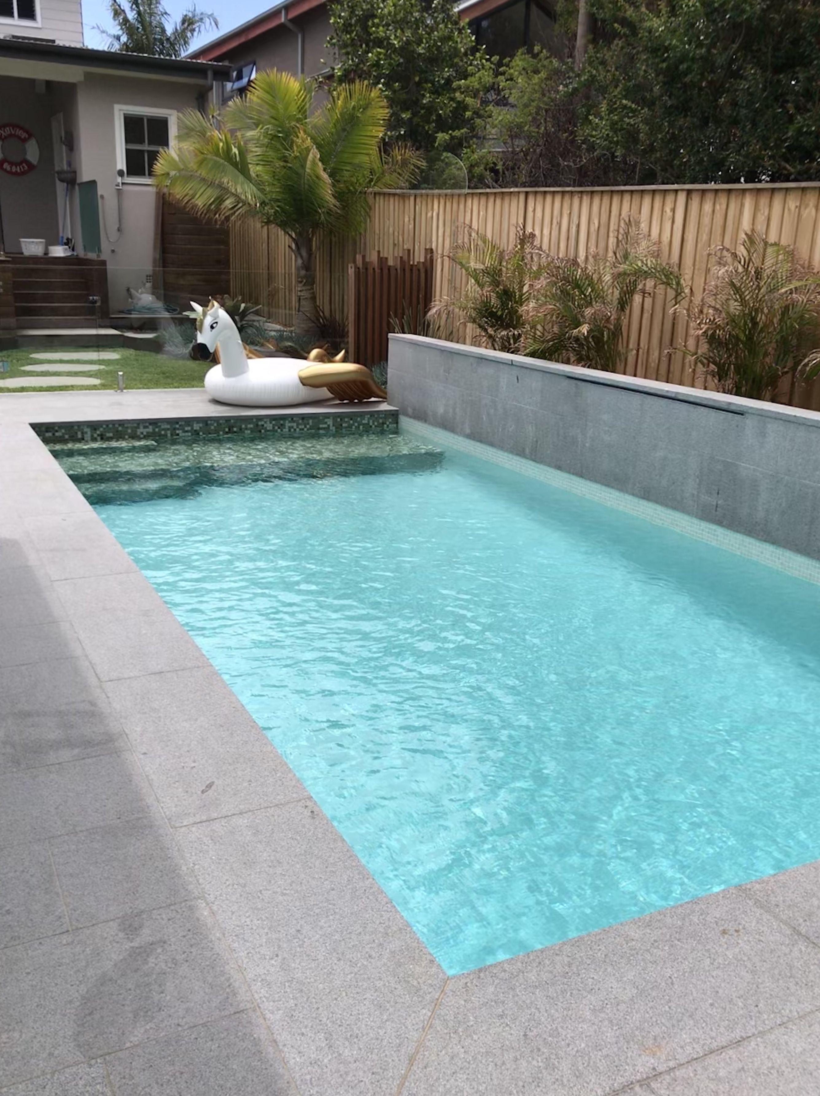 Pin By Rino Pontioso On Pool Ideas Small Backyard Pools