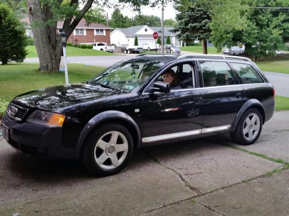 Audi - All Road Quattro | Candia, New Hampshire | Paid Cash for this ...