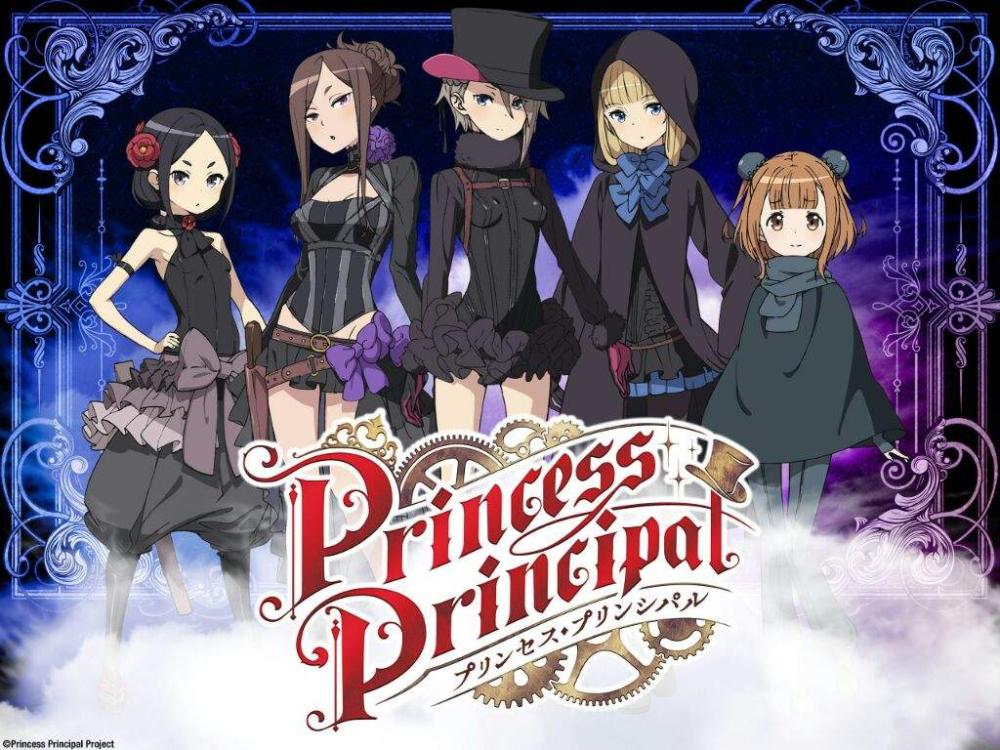 Princess Principal Wiki •Anime• Amino ในปี 2020
